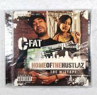 C-Fat & DJ Princess Cut - Home Of The Hustlaz The Mixtape - New Dallas Rap CD