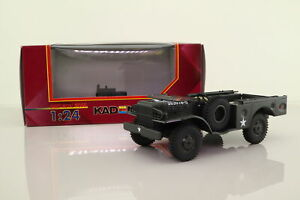 Kaden K607 Tinplate; Dodge WC-51 Truck; US Army; Excellent Boxed