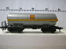 Fleischmann HO Druckgas Kesselwagen Shell DB (RG/RO/284-13S6/2)