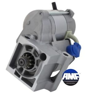 New Chevy High Torque Mini Starter Denso Type 305-350-454 16T - 17880 - 3510
