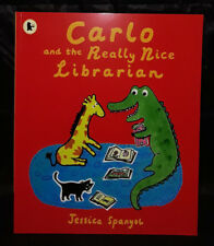 Carlo and the Really Nice Librarian - Paperback - New