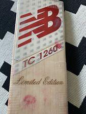NB TC1260 Limited Edition Cricket Bat; Grade 1+; 2lbs 10oz SH; MSRP: $700+
