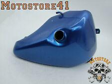 Harley Davidson Oil Tank Sportster Blue
