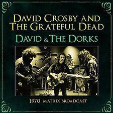 DAVID CROSBY & THE GRATEFUL...-1970 MATRIX BROADCAST  CD NEW