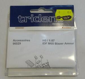 Trident 96029 Accessoires IDF M60 - 1:87 ungebaut OVP ungeöffnet Metall Bausatz