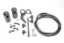Radium Dual Catch Can Kit CCV for Nissan R35 GTR VR38 20-0555