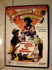 The Great  Macarthy Australian (DVD, Region 4) G7
