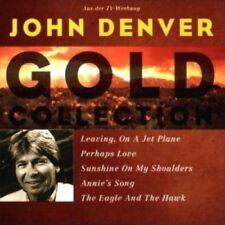 John Denver.   *** GOLD COLLECTION   *** Twenty golden hits ...............  CD