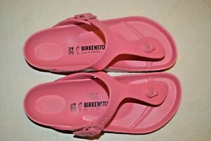 Birkenstock Gizeh Essentials Thong Sandals Watermelon - 39
