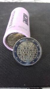 DISPO 2 euro PORTUGAL 2018 Commémo 250 ans Imprimerie Nationale INCM NEUVE