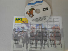 9 RACE NIGHT FILMS ON 1 DVD SET A UK RACES MIX OF FLAT AND JUMP RACES