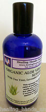 """Natural Organic """"Soothing"""" Aloe Vera Gel for Eczema Sufferers - 110ml"""