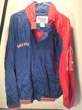 Vintage Boston Red Sox Starter Jacket Diamond Collection XL