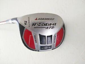 """Adams Insight XTD a3 OS 5 Hybrid FW Boxer - ALDiLA 65g R-Flex GR  LEFT HAND  42"""""""