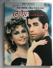 Music Book - Grease is Still the Word - 20th Anniv - Vocal Selections - G/VGC