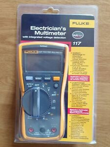 Fluke 117 electrician multimeter
