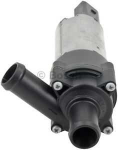For Audi TT Quattro Porsche Cayenne VW Touareg Engine Auxiliary Water Pump Bosch