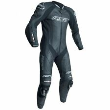 RST Tractech Evo III CE Armoured Mens Leather Motorcycle Motorbike Track Suit