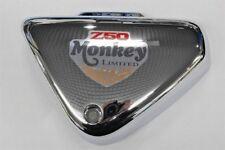 HONDA  Monkey  Z 50 J FI side cover Chrome plating 83600-GFL-Y40ZA  New Japan