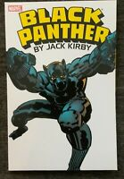 Marvel BLACK PANTHER Vol 1 trade TPB JACK KIRBY collects 1970s issues 1-7