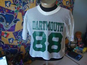 Vintage 80's Dartmouth Big Green Champion Football Mesh Jersey M