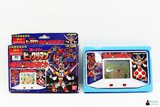 Bandai LSI LCD Watch Handheld Game Super Bikkuriman - 90s - in OVP BOXED