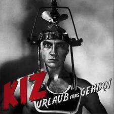 K.I.Z. - URLAUB FÜRS GEHIRN    - CD NEUWARE