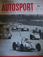 Autosport December 20th 1963 *Nassau Speed Week*