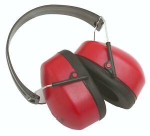 Premium Foldable Ear Defenders Ear Muffs EN352 SNR 32.1db
