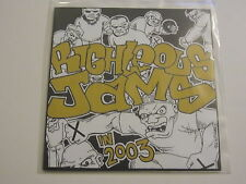 "RIGHTEOUS JAMS 2003 Demo 7"" AM Records BOSTON STRAIGHT EDGE UNPLAYED"