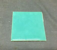 100 Antique Ceramic Aqua Merina Blue Green Bathroom Tiles 4x4 Old 1039-20B