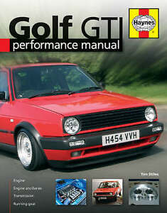 Haynes Manual - Golf GTI Performance Manual + FREE P&P