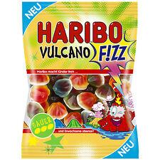 HARIBO - Vulcano Fizz  - 175 gr bag - German Product - NEW