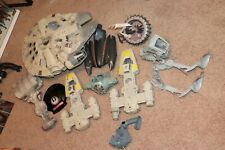 Star Wars vehicles lot for parts