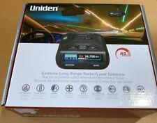 Uniden - R3 DSP Long Range Radar/Laser Detector - Matte Black (D3)