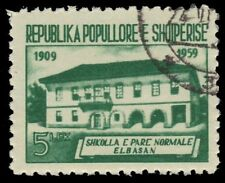 ALBANIA 559 (Mi607) - Elbasan Secondary School (pf25889)