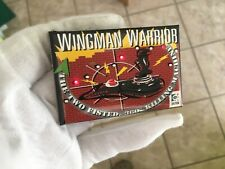 SUMMER CES LOGITECH WINGMAN WARRIOR VINTAGE BLINKING LIGHT PIN  early 1990s