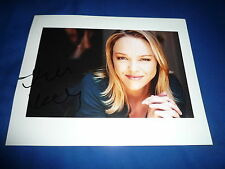 LAUREN BOWLES  signed Autogramm 20x25 cm In Person TRUE BLOOD Holly