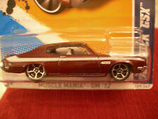 Hot Wheels '70 Buick GSX Muscle Mania