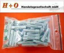 Dübel Spreizdübel Heimwerken Eisenwaren Allzweckdübel Bau, 8mm, 75 Stück