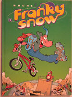 FRANKY SNOW ** TOME 3 ** REED  BUCHE