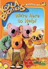 The Koala Brothers - We're Here To Help (DVD, 2005)