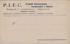 #TORINO: testatina- P.I.F.C.- prodotti farmaceutici e chimici