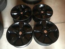 20 inch Dodge Ram 1500 Gloss Black Wheels Rims 04-18 Factory OEM Gloss Black 20""
