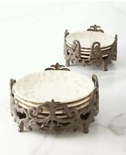 """Gg Gracious Goods Collection Plate Holder Bundle (3) 11"""" & 8"""""""