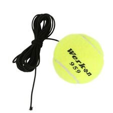 Wool Elastic Rope Tennis Trainer Ball Rubber Band Balls Tennis Training