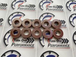 Phenolic bolts washers 10x