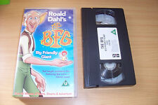ROALD DAHL'S THE BFG BIG FRIENDLY GIANT VHS 88 MIN APPROX