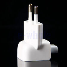 EU Europ Plug Stecker Ladegerät Adapter Für Apple iPod iPhone iPad MacBook BL