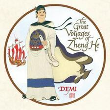 THE GREAT VOYAGES OF ZHENG HE - DEMI - NEW HARDCOVER BOOK